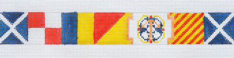 Signal Flags Belt