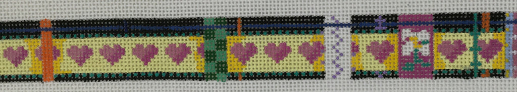 Hearts and Ribbons Belt