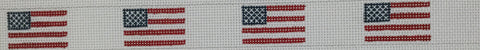 American Flags Belt