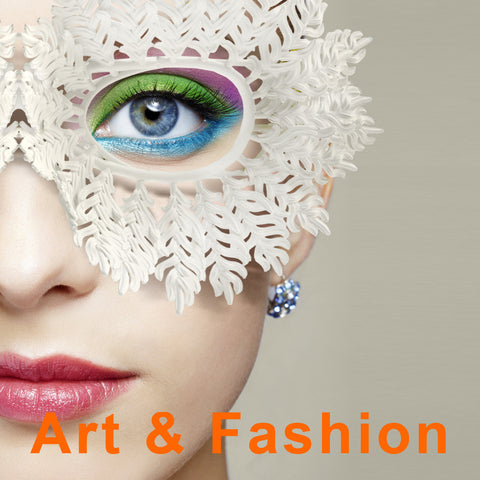 Shop Art & Fashion Accessories