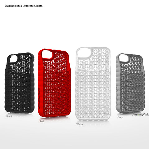Sweater - Apple iPhone Case with Pocket (Fits the iPhone 5 or 5s)