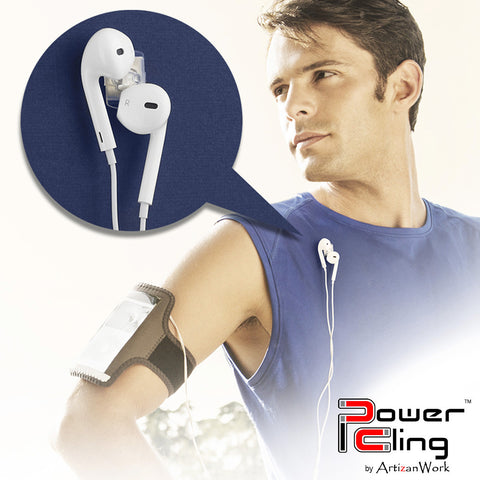 Power Cling - Magnetic Earphones and Cord Holder