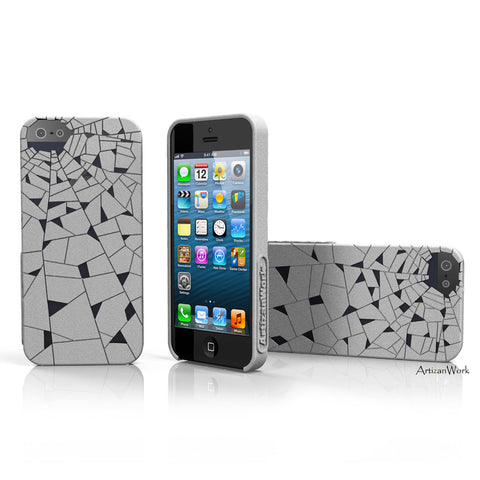Shattered - Apple iPhone Case (Fits the iPhone 5 or 5s)
