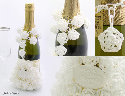 Bouquet - Wine Bottle Sleeve (**Award Winner**)