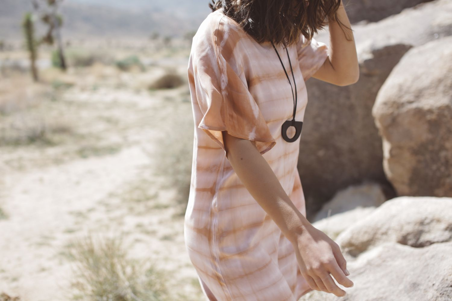 Desert Haze Dress