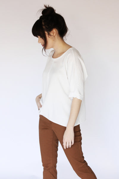 Wholesale--Center Seam Dolman Top