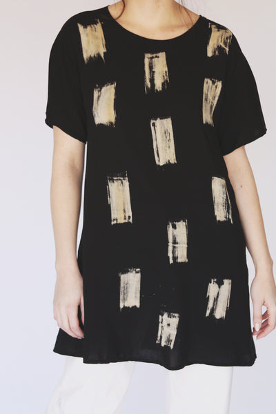 Wholesale--Strokes Dress
