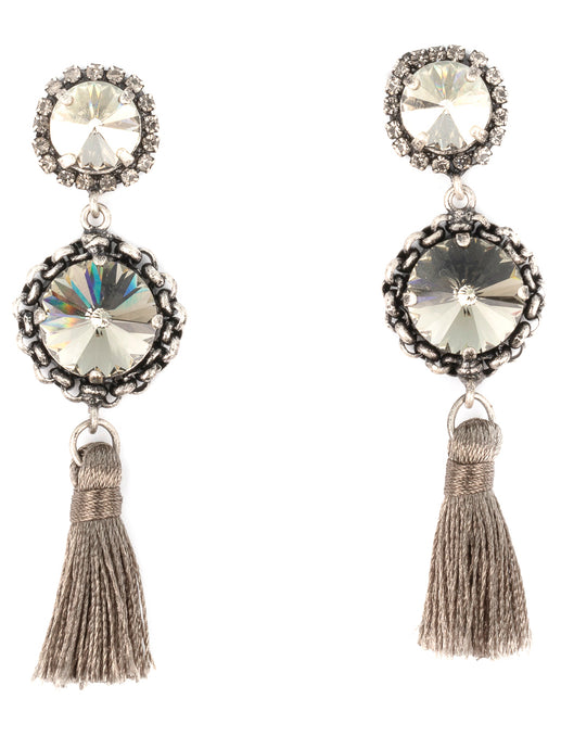 Tassels' earrings