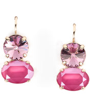 Load image into Gallery viewer, Pure Swarovski earrings