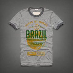 Brazil Tee for Everybody