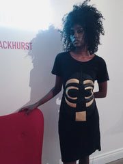 Bakuba Mask Dress