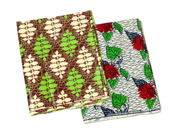 "Print Wax ""Ankara Fabrics"" Group1"