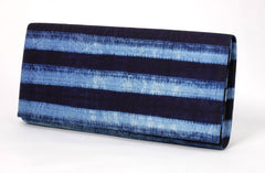 Indigo Oversized Clutch
