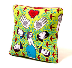 Pop-Art Cushion Covers