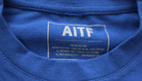 AITF Royal Blue Classic Tee (Mens)