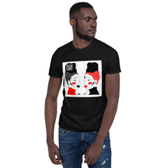 Double-Face Unisex T-Shirt