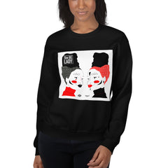 Double-Face Unisex Sweatshirt