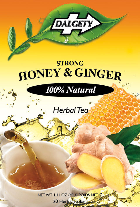 Dalgety - Honey Ginger Tea