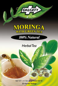 Dalgety - Moringa with Green Tea