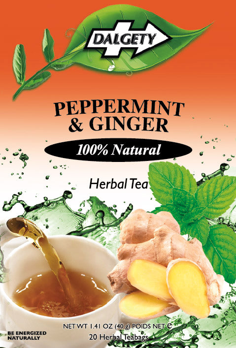 Dalgety - Peppermint/Ginger Teas