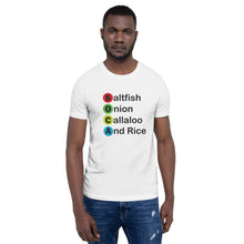 Load image into Gallery viewer, Short-Sleeve Unisex T-Shirt Saltfish