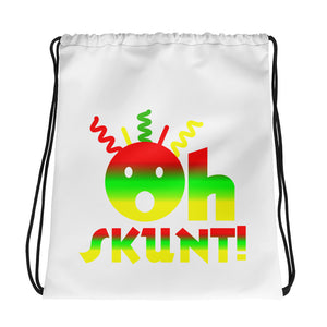 Drawstring bag Oh Skunt