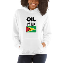 Load image into Gallery viewer, Unisex Hoodie_Oil it up