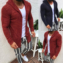 Load image into Gallery viewer, Men Fashion Autumn Long Sleeve Hoodies