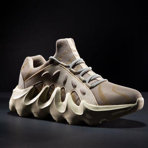 Fashion Trend Men Casual Breathable Walking Sneakers