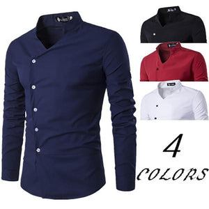 Fashion Casual Personality Slim Tops