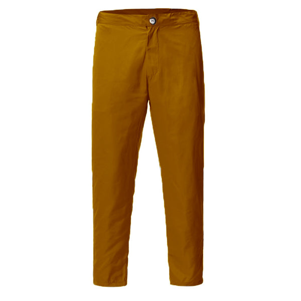 Mens Casual Solid Soft Long Pants