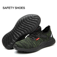 Load image into Gallery viewer, Mens Fashion Running Sneakers Safety Work Shoes