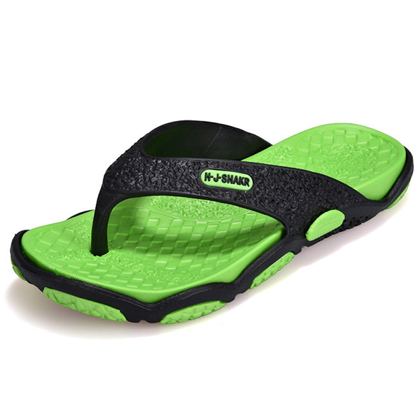Mens Slip Resistant Clip Toe Casual Summer Beach Slippers