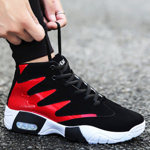 Mens Breathable Casual Athletic Shoes  Running Shoes