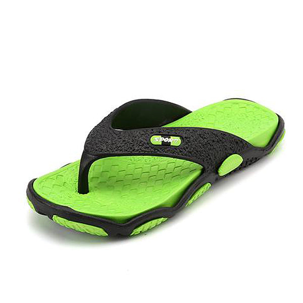Mens Anti-slip Clip Feet Flip Flops Beach Slippers