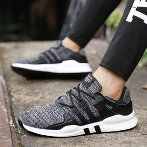 Mens Jogging Running Sneakers Outdoor Sports Trainers