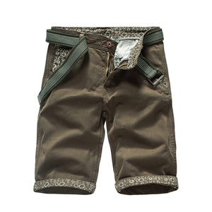 Mens Casual Summer Slacks Cargo Shorts