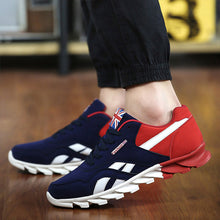 Load image into Gallery viewer, Mens Athletic Running Tennis Shoes Walking Training Gym Sneakers