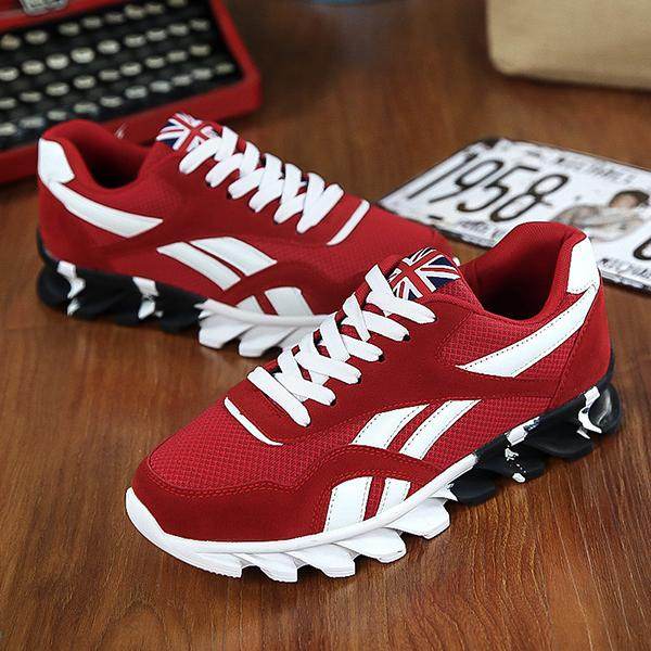 Men's Fashion Running Comfy Sneakers