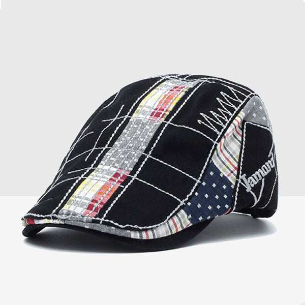 Casual Newsboy Cabbie Hats Casual Sport Visor Painter Caps