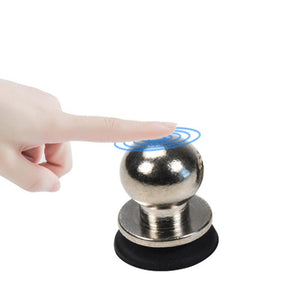 Round Mini Sucker Rocker Button Controller Game Joystick Portable For Mobile Phone