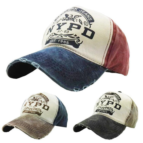 Cycling Adjustable Outdoor Sports Adult Baseball Hat Letters Peaked Hat Travel Mountain Climbing Sunshade Caps