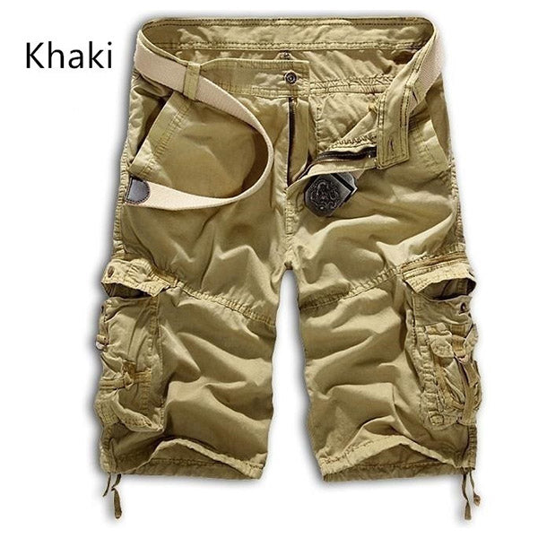 Men's Fashion Camouflage Shorts Cargo Short Pants