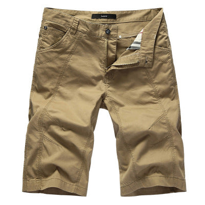 Mens Summer Large Size Casual Loose Cargo Shorts