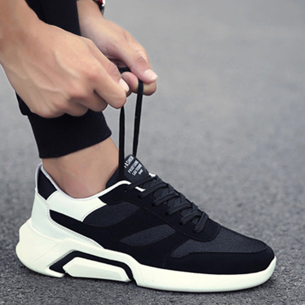 Mens Fashion Comfortable Jogger Running Sneakers Athletic Shoes