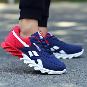 Mens Athletic Running Tennis Shoes Walking Training Gym Sneakers