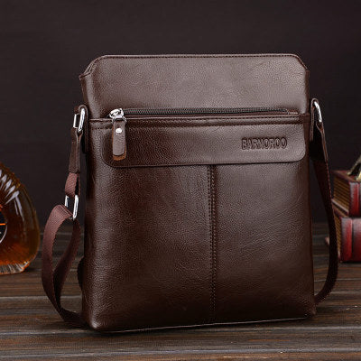 Mens Fashion Business Crossbody Bag Casual Shoulder Bags