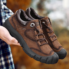 Load image into Gallery viewer, Men Outdoor Hiking Climbing Shoes Comfy Flats