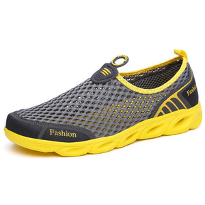 Men's Summer Casual Athletic Shoes Mesh Shoes
