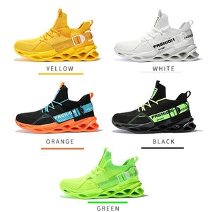 Men's Fashion Breathable Comfortable Non-slip Lightweight Sneakers